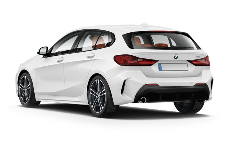 BMW 1 Series 118 Hatch 5Dr 1.5 i 136PS M Sport LCP 5Dr DCT [Start Stop] back view