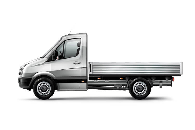 Volkswagen Crafter CR35MWB RWD 2.0 TDI RWD 140PS Startline Business Tipper Manual [Start Stop] [ETG] back view