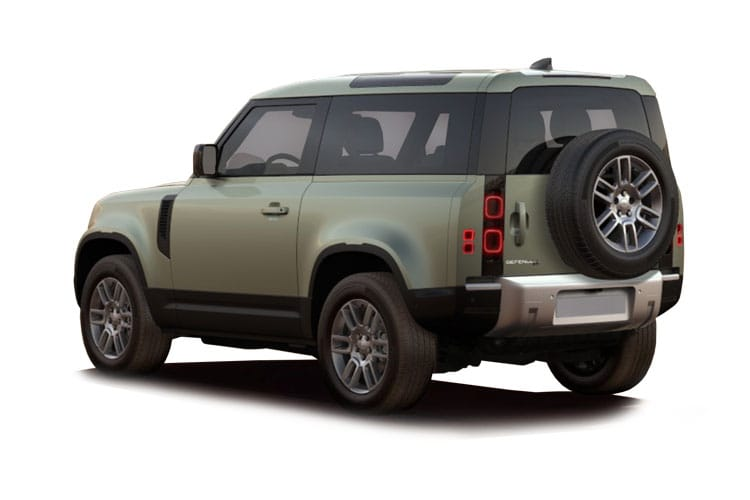 Land Rover Defender 90 SUV 3Dr 2.0 P 300PS HSE 3Dr Auto [Start Stop] [5Seat] back view