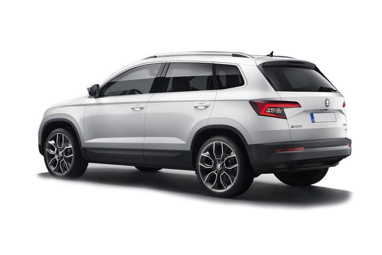 Skoda Karoq SUV 1.0 TSi 110PS SE Drive 5Dr Manual [Start Stop] back view