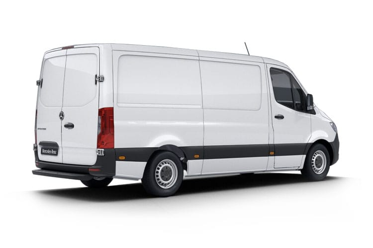 Mercedes-Benz Sprinter 315 L1 3.5t 2.0 CDi RWD 150PS Progressive Van Manual [Start Stop] back view