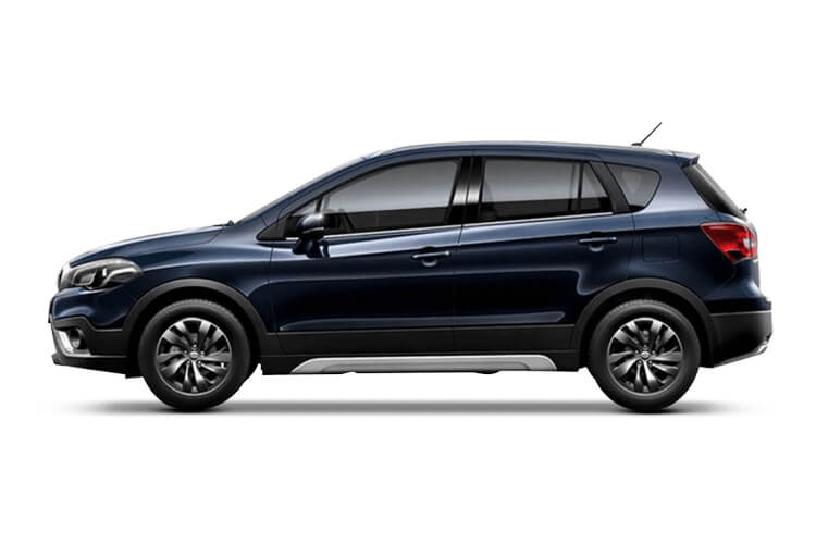 Suzuki S-Cross SUV 1.4 Boosterjet MHEV 129PS SZ4 5Dr Manual [Start Stop] back view