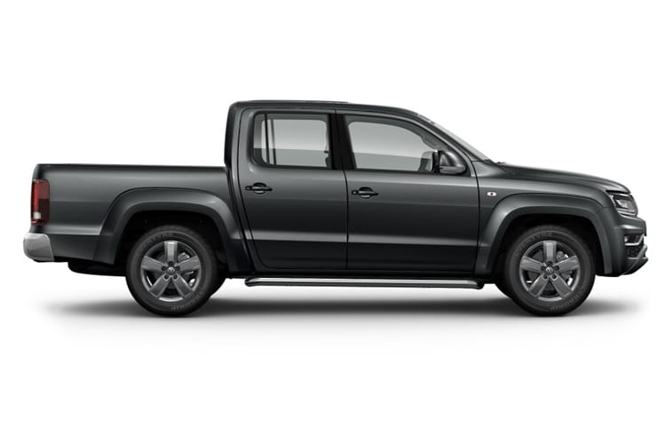 Volkswagen Amarok Pick Up DCab 4Motion 3.0 TDI V6 4WD 258PS Aventura Black Edition Pickup Double Cab Auto [Start Stop] detail view