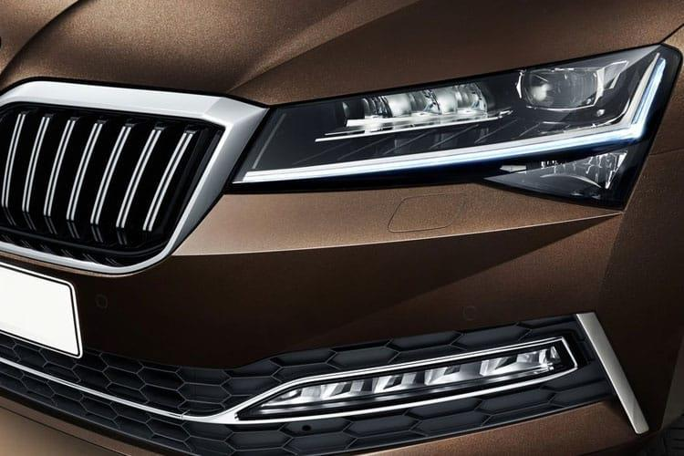 Skoda Superb Hatch 5Dr 2.0 TSi 190PS SportLine Plus 5Dr DSG [Start Stop] detail view