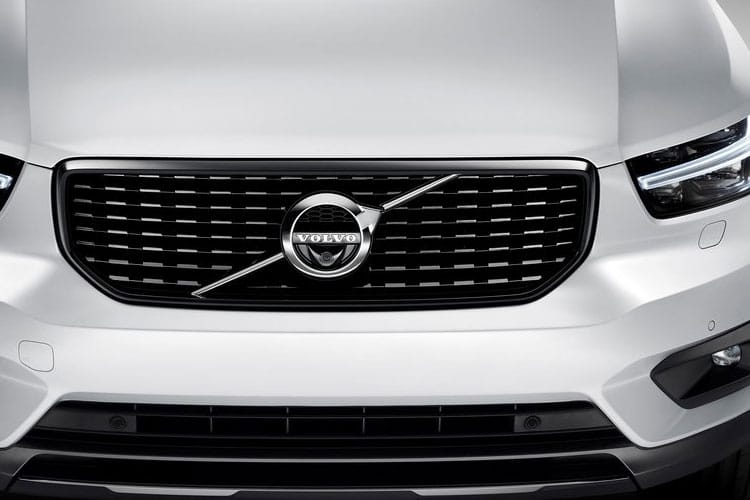 Volvo XC40 SUV 2.0 B4 MHEV 197PS Inscription 5Dr Auto [Start Stop] detail view