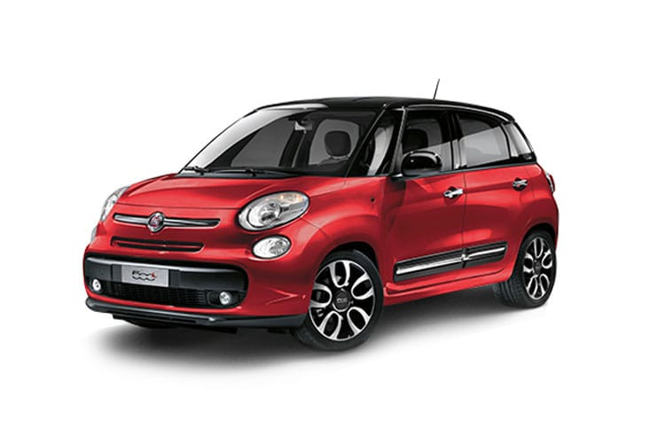 Fiat 500L Hatch 5Dr 1.4  95PS Cross 5Dr Manual [Start Stop] front view
