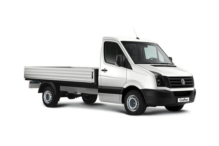 Volkswagen Crafter CR35MWB RWD 2.0 TDI RWD 140PS Startline Business Tipper Manual [Start Stop] [ETG] front view