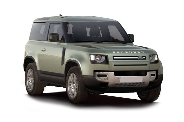 Land Rover Defender 90 SUV 3Dr 2.0 P 300PS HSE 3Dr Auto [Start Stop] [5Seat] front view