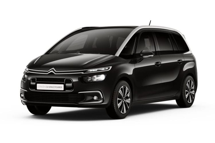 Citroen C4 SpaceTourer Grand C4 SpaceTourer MPV 1.2 PureTech 130PS Sense 5Dr EAT8 [Start Stop] front view