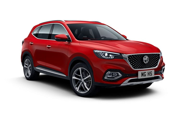 MG Motor UK MG HS SUV 1.5 T-GDI PiH 16.6 kWh 258PS Exclusive 5Dr Auto [Start Stop] front view