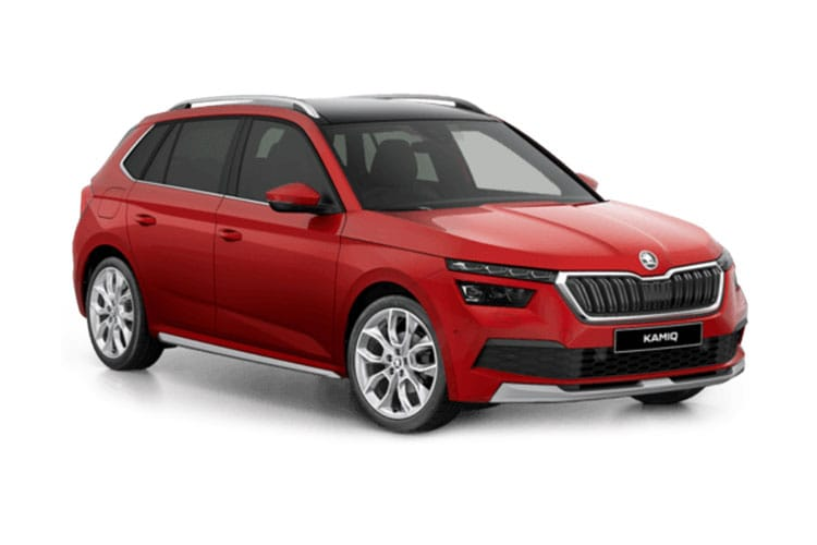Skoda Kamiq SUV 1.5 TSi ACT 150PS Monte Carlo 5Dr Manual [Start Stop] front view