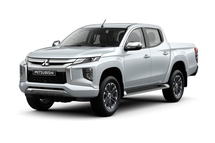 Mitsubishi L200 Pick Up Double Cab 4wd 2.2 DI-D 4WD 150PS Warrior Pickup Double Cab Manual [Start Stop] front view