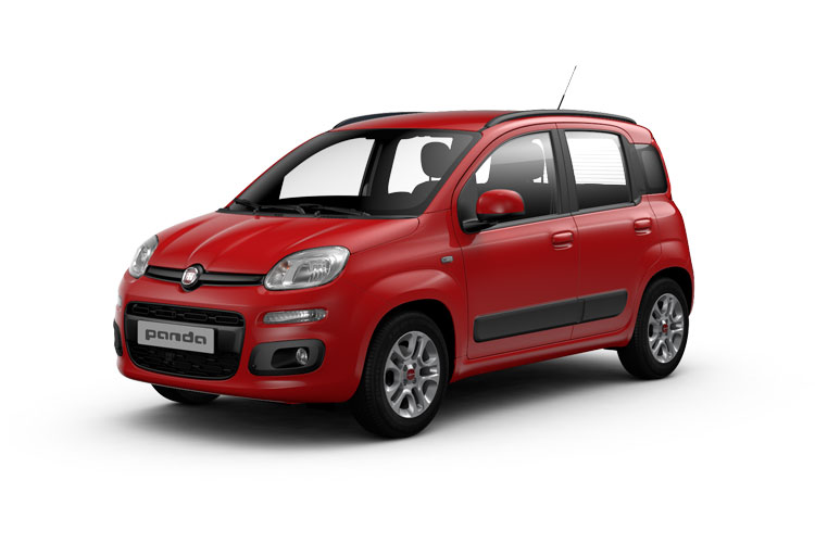 Fiat Panda Hatch 5Dr 4x4 0.9 TwinAir 85PS Wild 5Dr Manual [Start Stop] front view