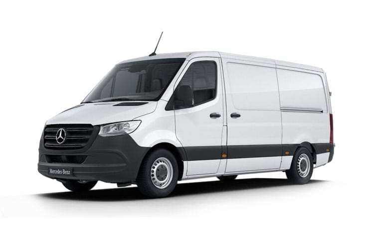 Mercedes-Benz Sprinter 315 L1 3.5t 2.0 CDi RWD 150PS Progressive Van Manual [Start Stop] front view
