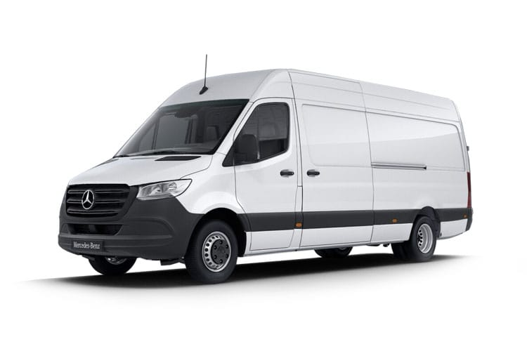 Mercedes-Benz Sprinter 314 L2 3.5t FWD 2.1 CDi FWD 143PS  Van High Roof Manual [Start Stop] front view