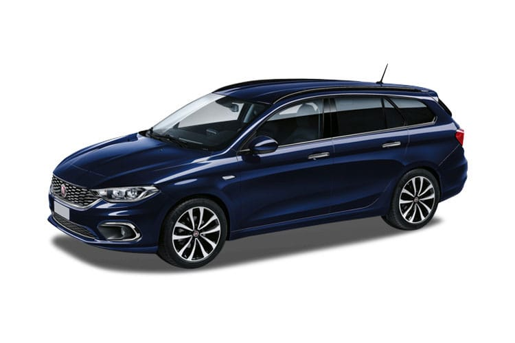 Fiat Tipo Station Wagon 1.0  100PS Life 5Dr Manual [Start Stop] front view