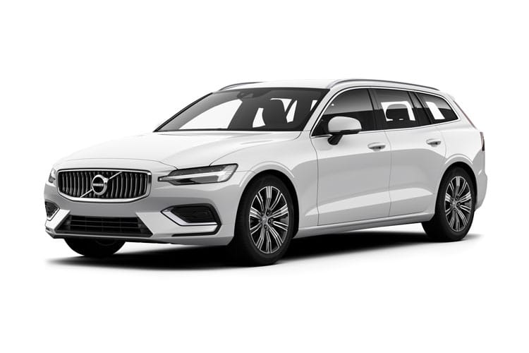 Volvo V60 Estate AWD PiH 2.0 h T6 11.6kWh 340PS Inscription 5Dr Auto [Start Stop] front view