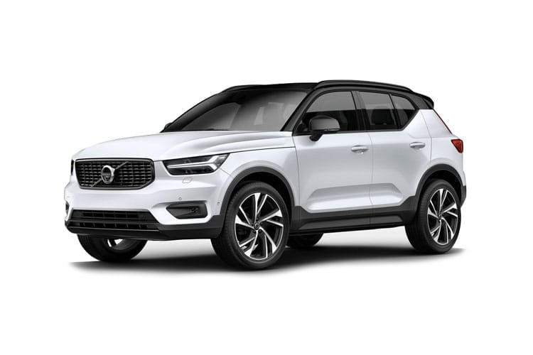 Volvo XC40 SUV 2.0 B4 MHEV 197PS Inscription 5Dr Auto [Start Stop] front view