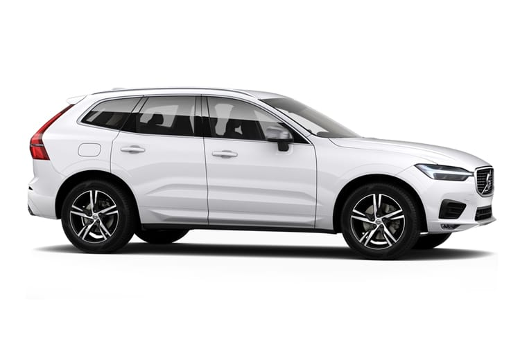 Volvo XC60 SUV 2.0 B5 MHEV 250PS Inscription Pro 5Dr Auto [Start Stop] front view