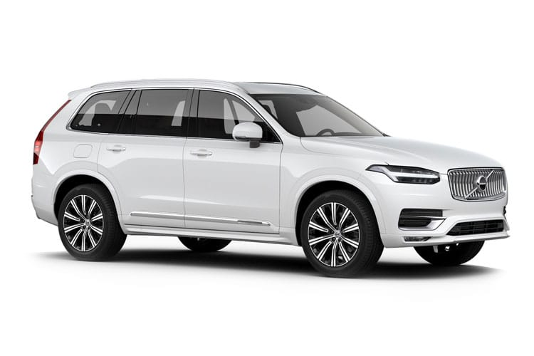 Volvo XC90 SUV 2.0 B6 MHEV 300PS Inscription 5Dr Auto [Start Stop] front view