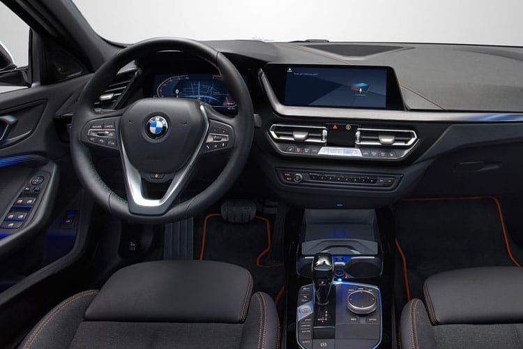 BMW 1 Series 118 Hatch 5Dr 1.5 i 136PS M Sport LCP 5Dr DCT [Start Stop] inside view