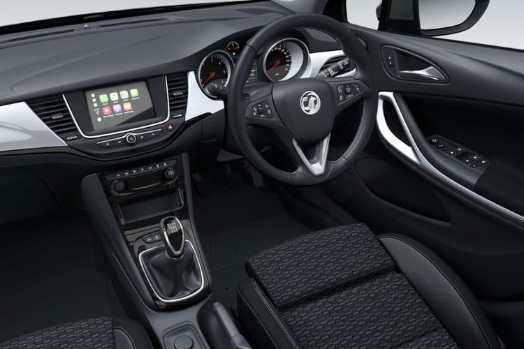 Vauxhall Astra Hatch 5Dr 1.2 Turbo 145PS Elite Nav 5Dr Manual [Start Stop] inside view