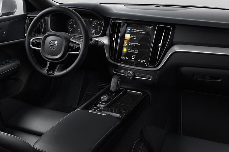 Volvo S60 Saloon AWD PiH 2.0 h T8 11.6kWh 405PS Polestar Engineered 4Dr Auto [Start Stop] inside view