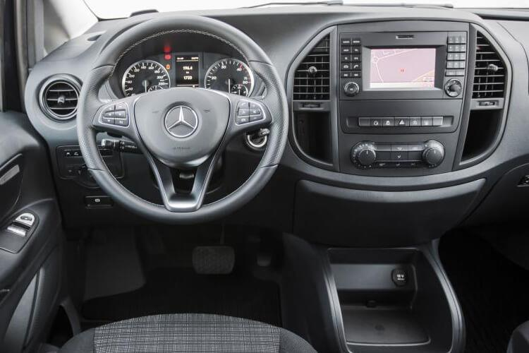 Mercedes-Benz Vito 114 L3 FWD 1.7 CDi FWD 136PS Progressive Crew Van Manual [Start Stop] [PLUS] inside view