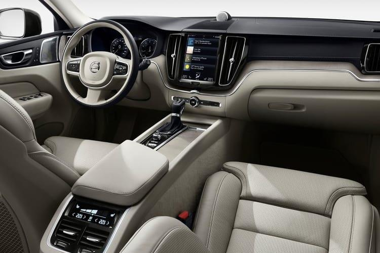 Volvo XC60 SUV 2.0 B5 MHEV 250PS Inscription Pro 5Dr Auto [Start Stop] inside view