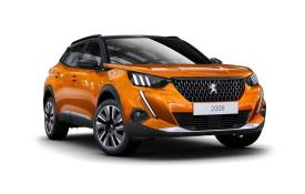 Peugeot 2008 SUV SUV 1.2 PureTech 130PS GT 5Dr EAT8 [Start Stop]