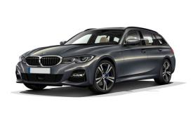 BMW 3 Series Estate 330 Touring 2.0 i 258PS M Sport 5Dr Auto [Start Stop] [Tech Pro]
