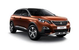 Peugeot 3008 SUV SUV 1.5 BlueHDi 130PS GT 5Dr Manual [Start Stop]