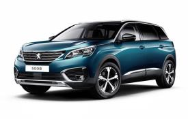 Peugeot 5008 SUV SUV 1.5 BlueHDi 130PS Allure Premium 5Dr Manual [Start Stop]