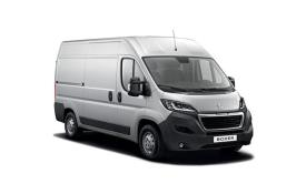 Peugeot Boxer Van 330 L1 2.2 BlueHDi FWD 120PS Professional Van Manual [Start Stop]