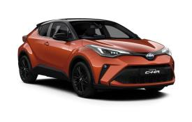 Toyota C-HR SUV 5Dr 1.8 VVT-h 122PS Dynamic 5Dr CVT [Start Stop]