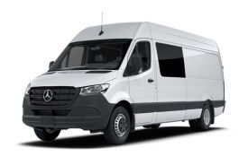 Mercedes-Benz Sprinter Crew Van 317 L2 3.5t 2.0 CDi RWD 170PS Premium Crew Van High Roof G-Tronic [Start Stop]