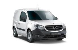 Mercedes-Benz Citan Van 111 L2 1.5 CDi FWD 114PS Pure Van Manual