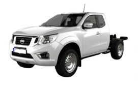 Nissan Navara Chassis Cab Chassis King Cab 4wdS 2.3 dCi 4WS 163PS Visia Chassis Double Cab Manual [Start Stop]