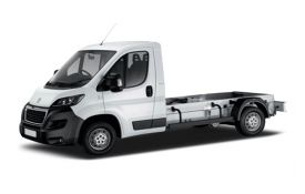 Peugeot Boxer Chassis Cab 335 L2 2.2 BlueHDi FWD 140PS S Chassis Cab Manual [Start Stop]