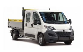 Citroen Relay Dropside Double Cab 35 L3 2.2 BlueHDi FWD 140PS Ready to Run Plus Dropside Double Cab Manual [Start Stop]