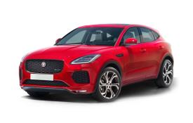 Jaguar E-PACE SUV SUV 2.0 d 163PS S 5Dr Manual [Start Stop]