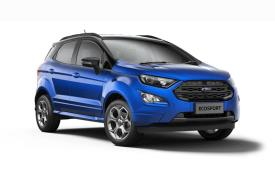 Ford EcoSport SUV SUV 2WD 1.0 T EcoBoost 140PS ST-Line 5Dr Manual [Start Stop]