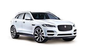 Jaguar F-PACE SUV SUV AWD 2.0 i 250PS R-Dynamic SE 5Dr Auto [Start Stop]
