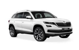 Skoda Kodiaq SUV car leasing