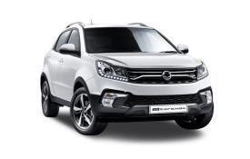 Ssangyong Korando SUV SUV 5Dr 1.5  163PS ELX 5Dr Manual [Start Stop]