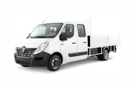 Renault Master Tipper MWBL 35TW RWD 2.3 dCi DRW 130PS Business Tipper Manual [Tool Box]
