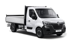 Renault Master Dropside LWBL 35TW RWD 2.3 dCi ENERGY DRW 145PS Business Dropside Manual [Start Stop]