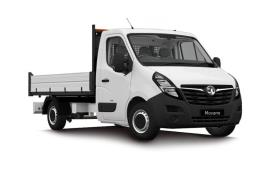 Vauxhall Movano Dropside R35DRW L3 2.3 CDTi BiTurbo DRW 145PS  Dropside Manual [Start Stop]