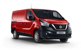 Nissan NV300 Van L1 28 2.0 dCi FWD 120PS Visia Van Manual