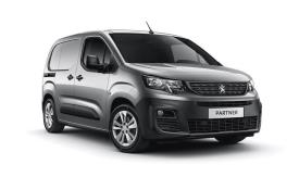 Peugeot Partner Van Standard 1000Kg 1.5 BlueHDi FWD 130PS Asphalt Van EAT8 [Start Stop]